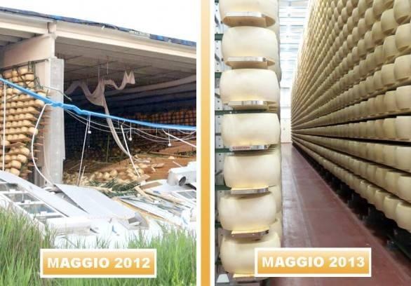 """San Giovanni in Persiceto: """"Caseifici Aperti"""" per ricostruire il futuro"""