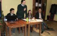 Bondeno la giunta presenta la nuova chiesa a Ponte Rodoni