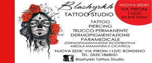 Blashirk - tattoo