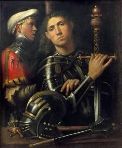 Gattemelata di Giorgione