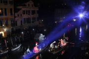 Venezia:  Grand Opening del Carnevale...la Festa Veneziana sull'acqua