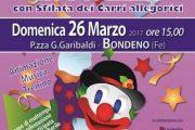 Bondeno (Fe): tutto pronto per il Carnevale in piazza