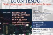 Bondeno (fe): alla Sala 2000