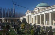Cento (fe): consegna anticipata di una parte del Cimitero