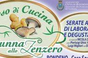 """Bondeno (fe): Corso di cucina """"Dall'antunna allo zenzero"""""""
