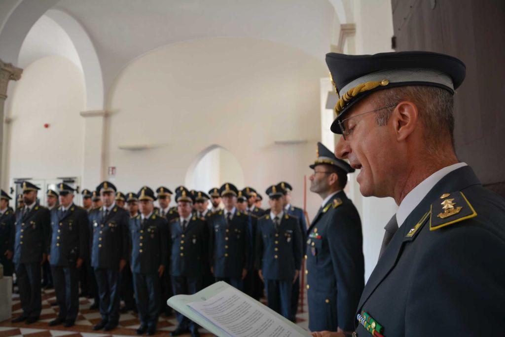 Ferrara: le Fiamme Gialle ferraresi celebrano il 243° anniversario della Fondazione del Corpo