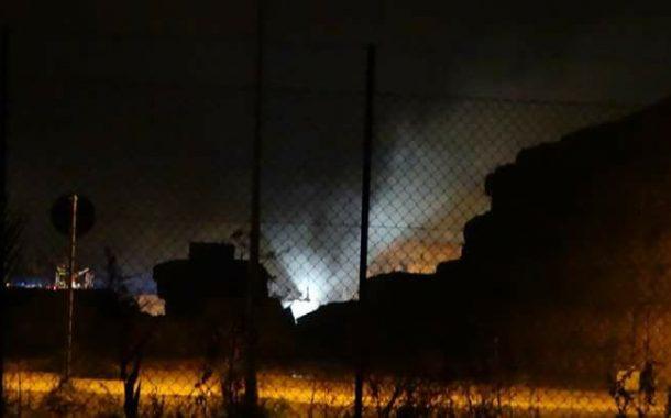 Finale Emilia (mo): terzo incendio Enel Green Power..