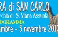 Portomaggiore (fe): il programma della Sagra di San Carlo