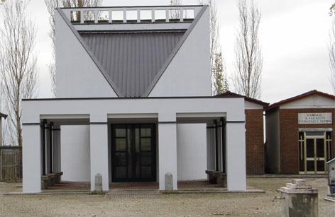 Bondeno (Fe): interventi sui cimiteri