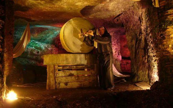 La magia del presepe di Sutri tra l'Anfiteatro Romano, il Mitreo e la Cattedrale