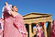Agrigento (AG) festeggia la primavera con la Sagra del mandorlo in fiore
