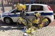 Bologna: sequestrati 356 mazzi di mimose abusive