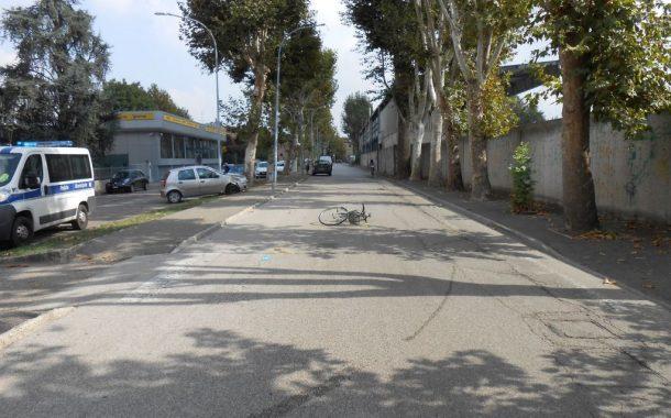 Cento (fe): incidente in via Santa Liberata