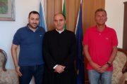 Bondeno (fe): saluto in Municipio del nuovo parroco di Stellata