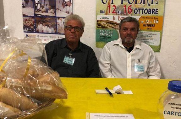Bondeno (fe): Marco Zaniboni vince il premio