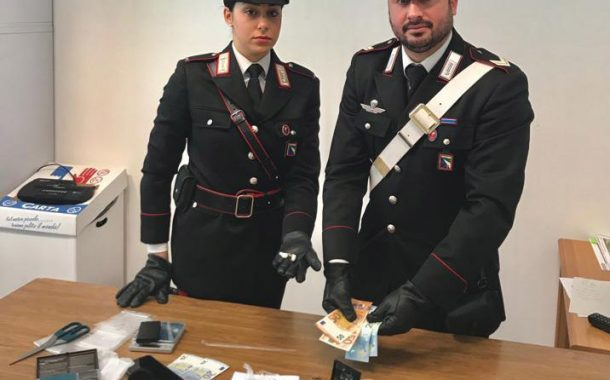 Bondeno (fe): due arresti in paese per spaccio di droga