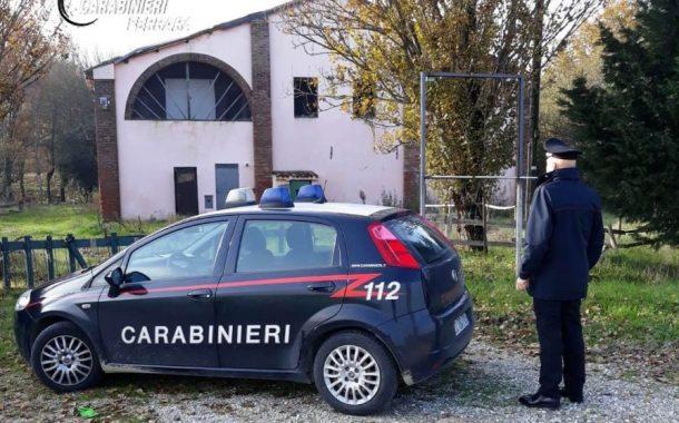 Bondeno (fe): denunciati due stranieri per occupazione abusiva