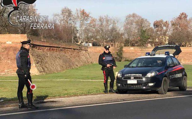 Ferrara: arresti nella nottata tra il 9 e il 10 gennaio al G.a.d.