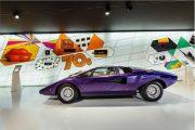 Il Museo Lamborghini si rinnova: nasce il MUDETEC, il Museo delle Tecnologie