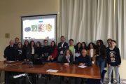 """Bondeno: (Fe):  L'Istituto Carducci e il progetto """"School in Food"""""""