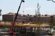 Terre del Reno (Fe):  sulla sicurezza del lavoro nelle piazze di Sant'Agostino scrive
