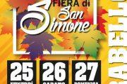 Mirabello (Fe): il programma della Fiera di San Simone 2019