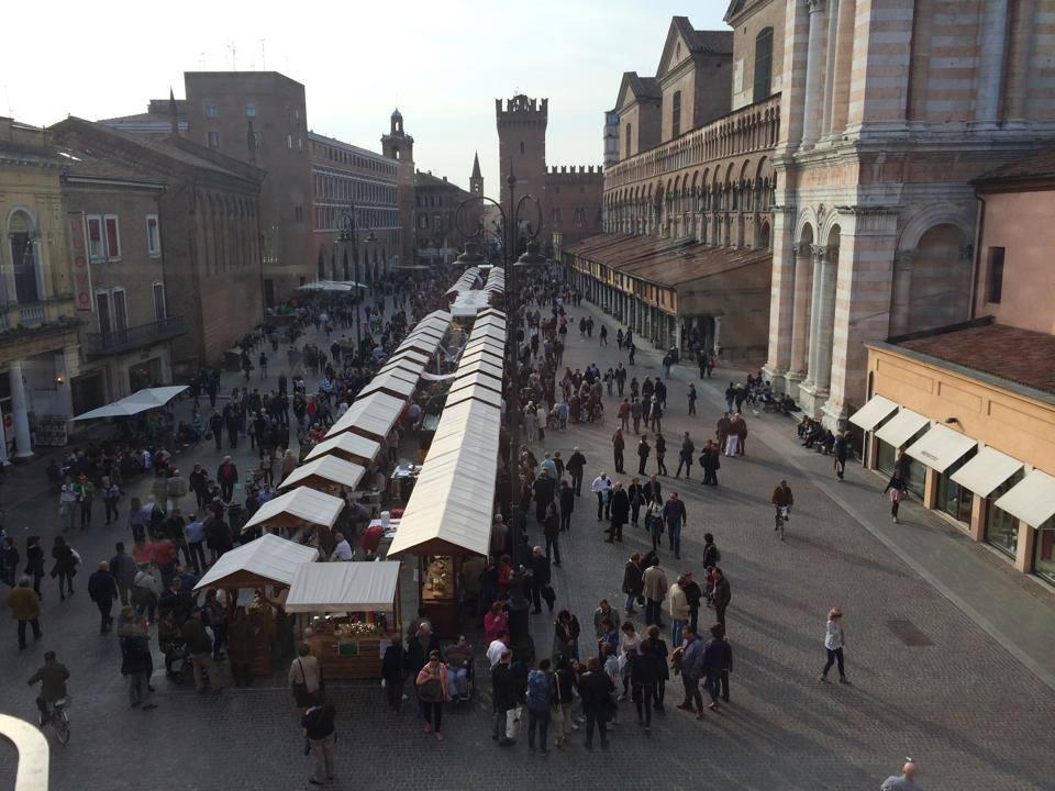 Ferrara: da venerdì 11 a domenica 13 ottobre c'è in piazza
