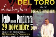 Cento (FE) - Il recital su Ferruccio Lamborghini