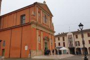 Sant'Agata Bolognese (Bo): riapre al culto la Chiesa dei Santi Andrea e Agata