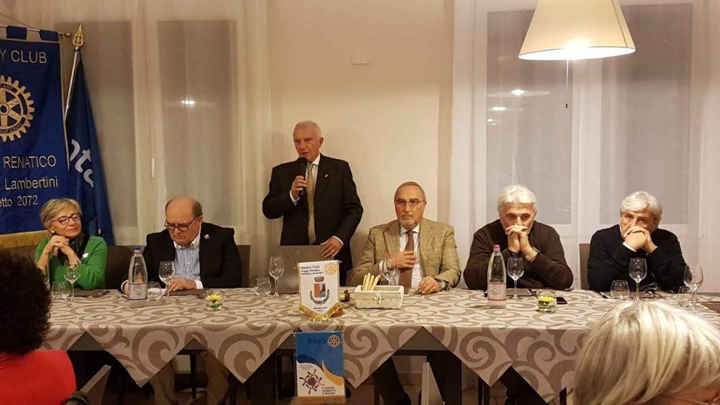 Poggio Renatico (Fe): Poggio F.O.R. Spa, Lions, Rotary e Sporting Emilia per AUSER : un aiuto per chi aiuta !