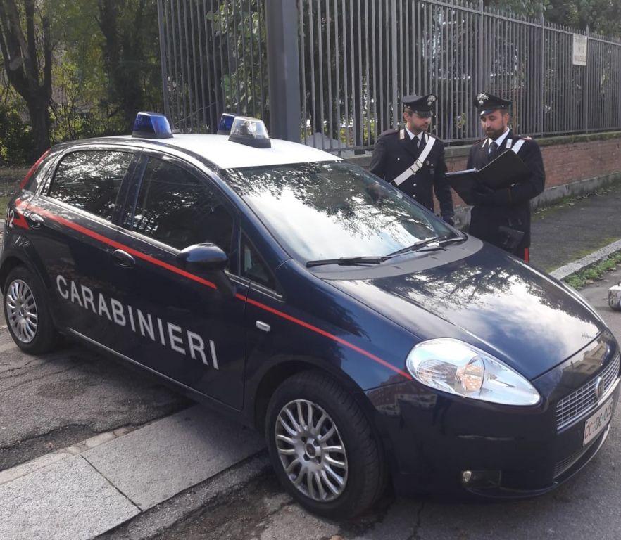 Bologna: arrestato nuovamente dai Carabinieri un giovane malvivente