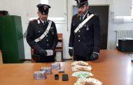 Bondeno (fe): è di Burana l'uomo arrestato nella notte. Droga e rotoli di contante
