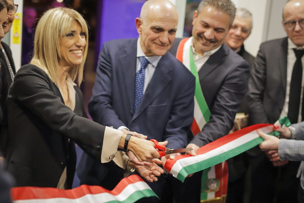 Castelfranco Emilia (mo): Inaugurata la nuova filiale di Caricento