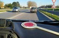 Ferrara: non si fermano all'alt e simulano un malore: bloccati, scatta sanzione e sequestro dell'auto