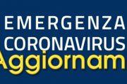 CoronaVirus - Protezione civile Nazionale - Aggiornamento delle ore 18.00