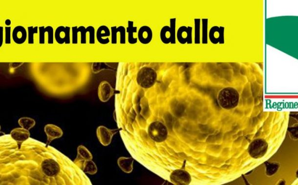 Coronavirus aggiornamento del 25 maggio dalla Regione Emilia Romagna