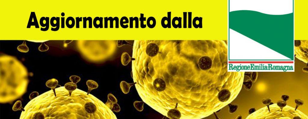 Coronavirus aggiornamento del 29 maggio dalla Regione Emilia Romagna