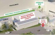 Modena - Al Policlinico entro luglio l'HUB nazionale per la terapia intensiva
