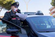 San Giuseppe di comacchio - Percosse all'ex compagna ed ai Carabinieri