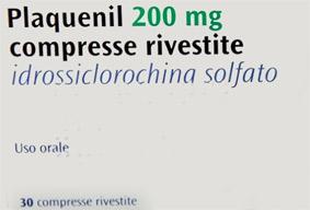 Ferrara - Studio sull'efficacia del Plaquenil contro il covid-19