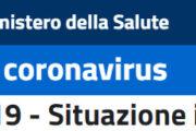 CoronaVirus – La situazione in Italia e nel mondo al 14 Agosto