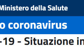 CoronaVirus – La situazione in Italia e nel mondo al 3 Agosto