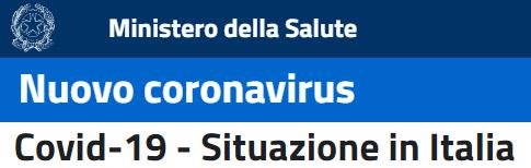 CoronaVirus – La situazione in Italia al 28 Giugno