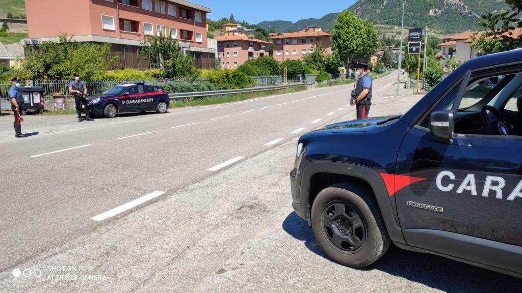 Bologna e dintorni - Controlli sulla guida pericolosa