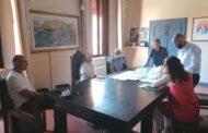 Copparo (Fe) - Incontro sulla viabilità in zona Berco