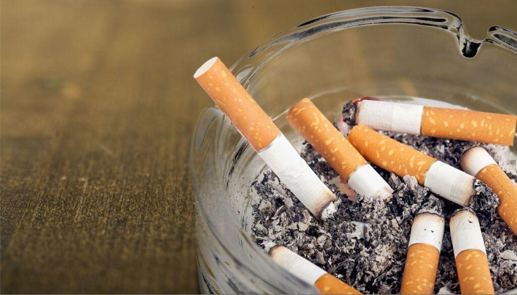 Un aiuto per smettere di fumare: l'agopuntura