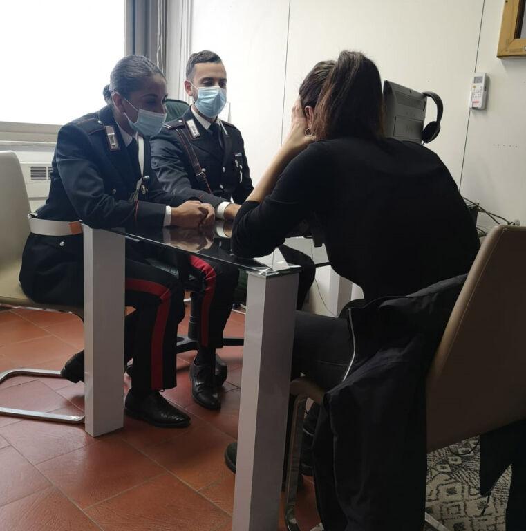 Ferrara: Picchia e minaccia la convivente