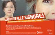 Ferrara: screening prevenzione del tumore del collo dell'utero