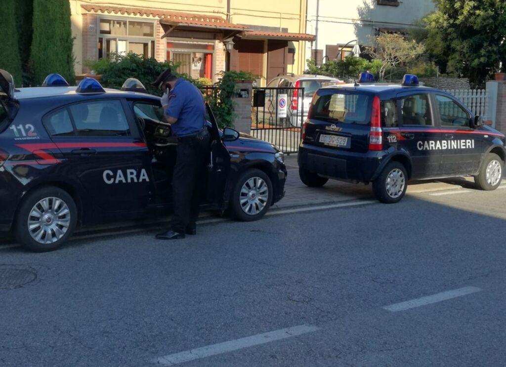 Ferrara: 86enne pirata della strada denunciato dai Carabinieri