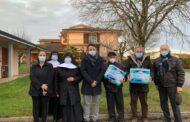 Bondeno (fe): Donazione alla Casa Protetta di Gavello